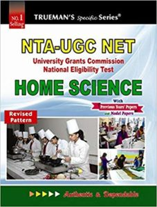 UGC NET HOME SCIENCE