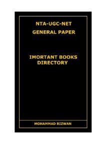 NTA UGC NET Free Book
