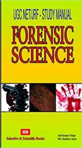 UGC Net JRF-Study Manual Forensic Science