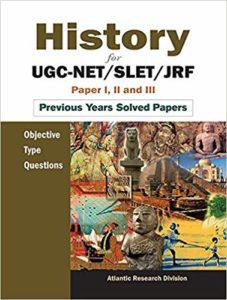 ugc net history