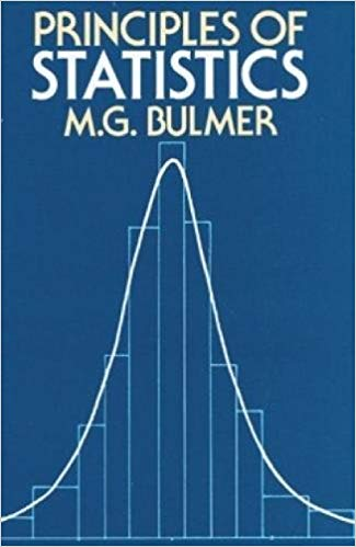 Principles of Statistics (Dover Books on Mathematics)