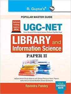 This concise book on Library and Information Science is specially published for the candidates of UGC-NET for Eligibility to JRF & Assistant Professor positions. The book is also equally useful for State Eligibility Test (SET). The book presents all the relevant and important chapters and topics in a lucid and well-structured manner to study in a reader-friendly manner. All the study and practice material has been prepared by the learned subject-expert. Unit wise study material and ample amount of Solved MCQs are provided in exhaustive exercises with each unit. Based on the latest pattern and syllabus, the book will prove useful for study, practice and during precious moments before the exam for reference and revision. Along with the Latest Study Material, numerous questions in Solved Previous Papers have been provided in the book. This makes the readers familiar with the exam pattern and the type of questions asked, and enables them to face the exam with confidence, successfully. Contents: Previous Years Papers (Solved) January & November 2017; Study Material (Unit-I to Unit-X); Multiple Choice Questions.