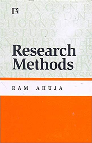 research methodologies ram ahuja