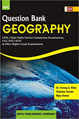 ugc net geography question bank