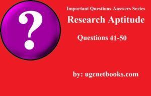 ugc net questions answers