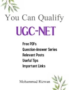 you can qualify UGC NET
