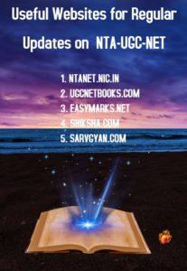 UGC NET FREE WEBSITES