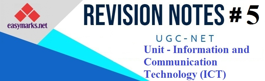 UGC NET REVISION NOTES 5