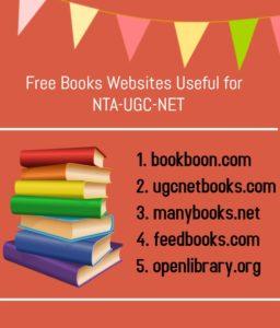 ugc net book