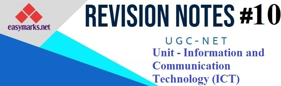 UGC NET REVISION NOTES 10