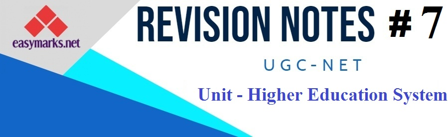 revision notes ugc net