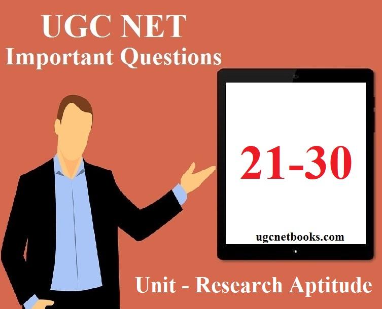 ugc-net-important-questions
