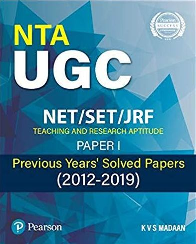 ugc ner solved papers
