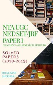 free ugc net books