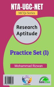 NTA UGC NET MCQs Series Research Aptitude