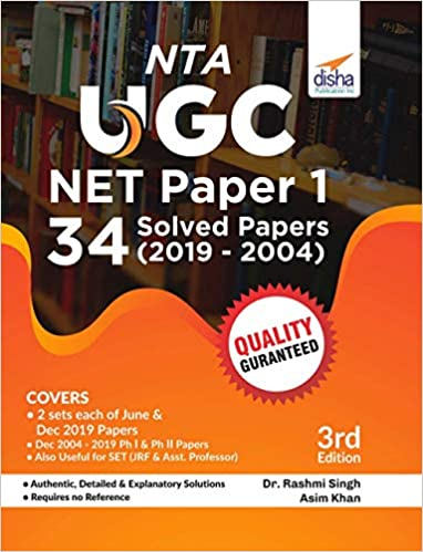 ugc net solved papers