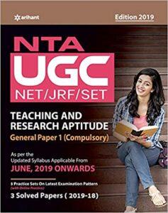 ugc net paper 1 books arihant pdf