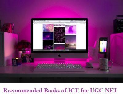 COMPUTER BOOKS ugc net