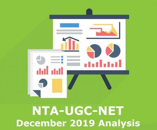 ugc net analysis