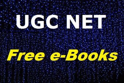 ugc net books
